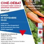 Affiche ciné débat SERD 3